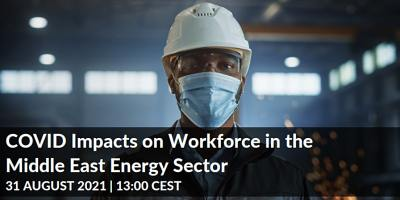COVID Impacts on Workforce in the Middle East Energy Sector