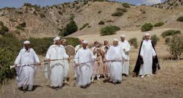 Traditional Music of Morocco Series (Episode 1 of 7): Reggada