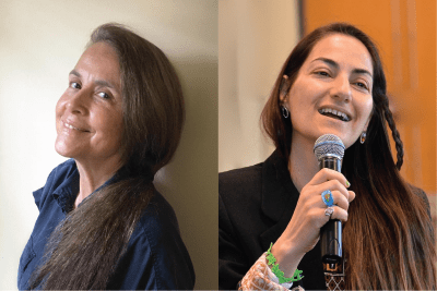The Ground and the Sky: Creative Writing Workshops for Youth with Ibtisam Barakat & Naomi Shihab Nye