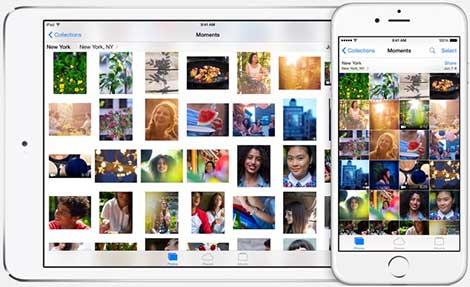آبل تطلق تحديث iOS 8.1 !