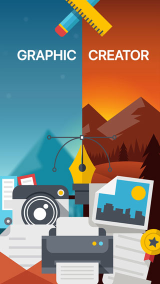 تطبيق Graphic Lab - قم بتصميم كل ما تريده باحترافية