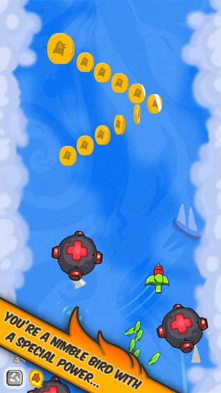 لعبة Flyro المميزة مع رسوميات رائعة