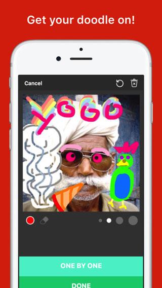 تطبيق Madhat للعبث بالصور وتصميم ما يناسبك