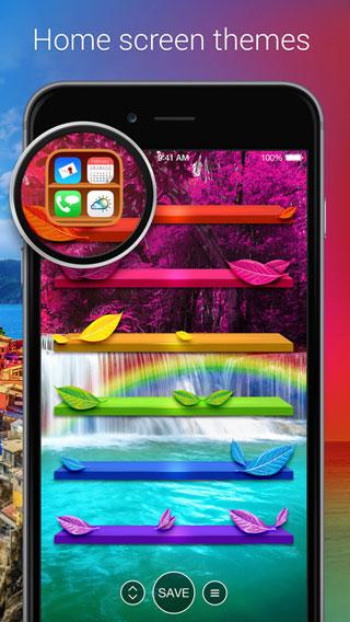 تطبيق Pimp Your Screen لتصميم خلفيات جميلة لهاتفك