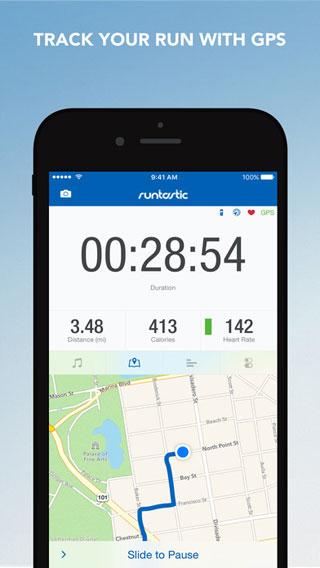 تطبيق Runtastic PRO لمتابعة نشاطاتك الرياضية
