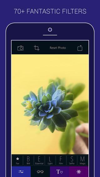 تطبيق File New الاحترافي لتحرير الصور
