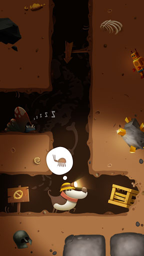 لعبة My Diggy Dog من بين أفضل الألعاب المطلوبة