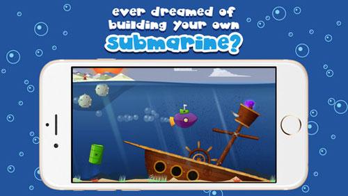 لعبة Wee Subs مناسبة للأطفال الصغار