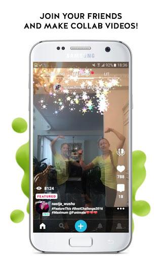 تطبيق Funimate Video لتحرير مقاطع الفيديو بمزايا كثيرة