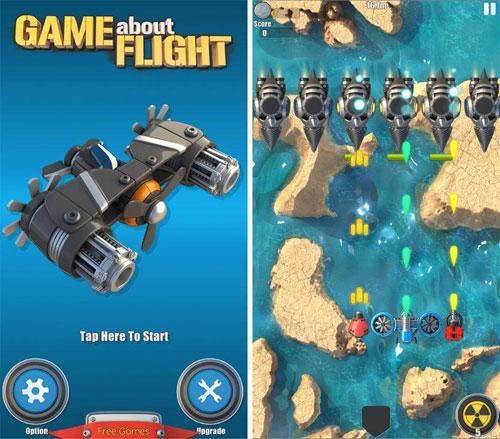 لعبة Game About Flight 2 لحروب الطائرات الحديثة