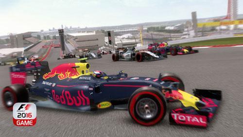 تخفيض على لعبة سباق السيارات F1 2016