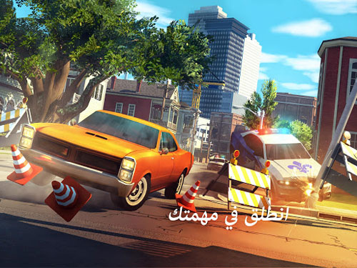 لعبة Gangstar New Orleans OpenWorld وصلت لمتجر جوجل بلاي
