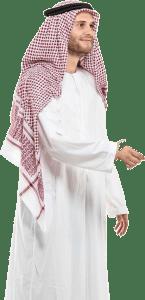 Arab-man