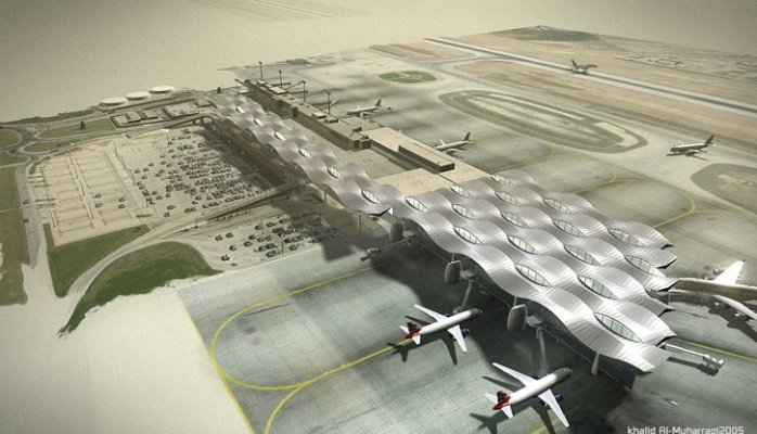 Bahrain to award airport construction deals in Q1
