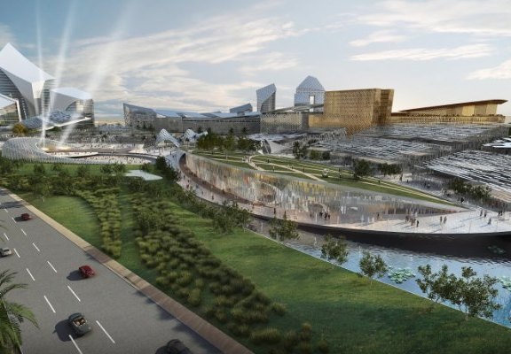 CH2M HILL & Mace appointed to Dubai Expo 2020 site