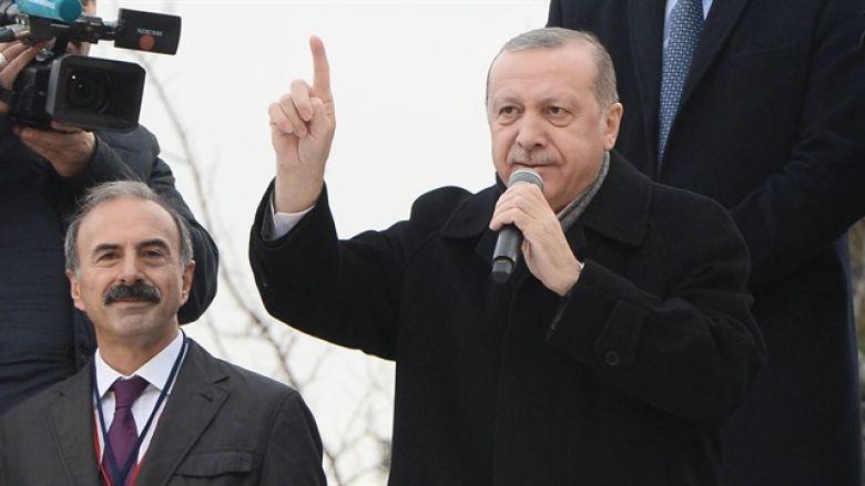 اردوغان: نهدف إلى إعادة 3.5 مليون لاجئ سوري في تركيا إلى بلادهم