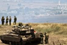 عاجل:اطلاق صواريخ من سوريا على مواقع إسرائيلية بالجولان 6