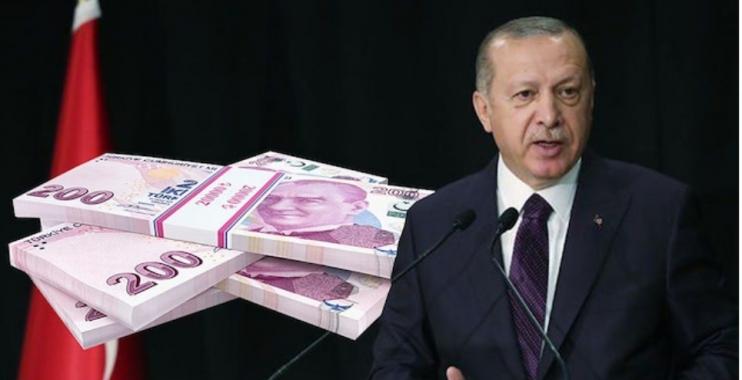 الرئيس التركي يؤكد عزم حكومته على خفض سعر الصرف والفائدة والتضخم 1
