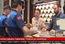 السلطات التركية توجه الإنذار أصحاب المطاعم والمحلات السورية في هذه الولاية 8