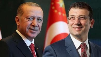 """انتقادات و ردود أفعال مختلفة بعد مقارنة """"إمام أوغلو"""" نفسه بالرئيس التركي الطيب أردوغان 4"""