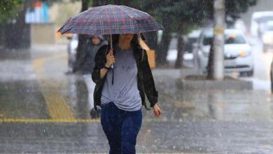 توقعات بزخات خفيفة من المطر في إسطنبول 4