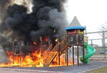Photo of احتراق حديقة أطفال بالكامل.. والشرطة التركية تفتح تحقيقًا واسعًا