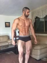arabe muscle 14