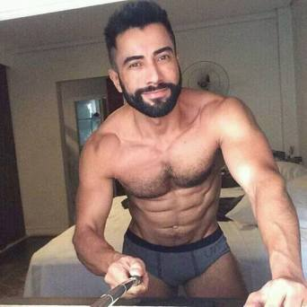 arabe muscle 17