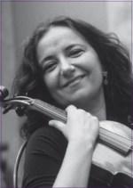 Hélène Schmitt, violon