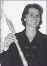 Vivian Berg, hautbois baroque et flûte à bec