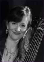 Rebeka Rusó, viole de gambe