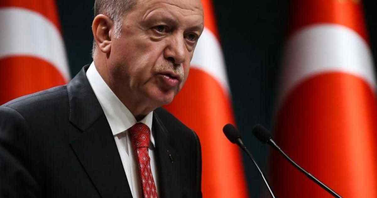 عقوبات علي تركيا