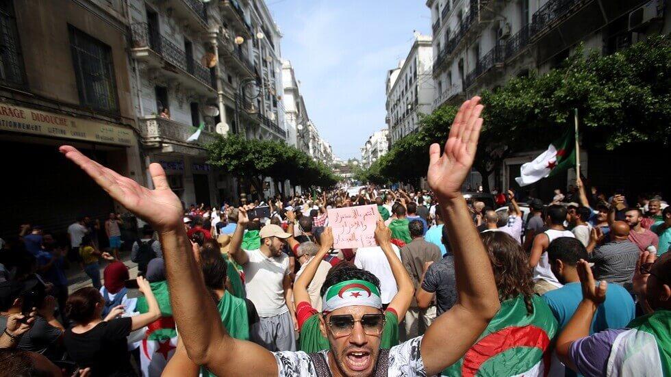 شرطة الجزائر
