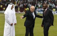 بلاتر يستبعد اقامة كأس العالم 2022 في يناير