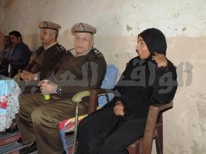 """""""""""بالصور""""وزارة الداخلية تكرم أمهات شهداء الشرطة.... بالوادى الجديد"""""""""""