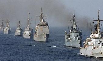 تدريبات سفن