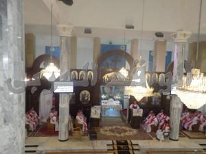 """""""""""بالصور""""القمص بيشوي المحرقي راعى كنيسة السيدة العذراء مريم بمدينة الخارجة يلقى كلمة شكر لجميع القيادات التنفيذية فى مصر والوادى الجديد"""""""""""