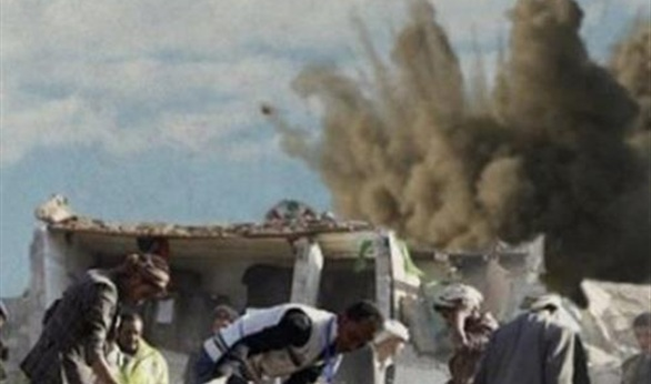 مجلس عزاء في صنعاء