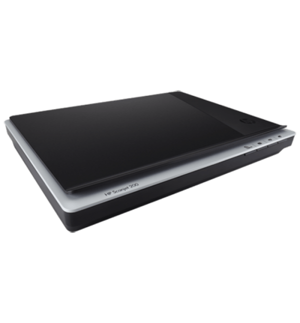 Photo Scanners HP Scanjet 200 Flatbed Photo Scanner ...