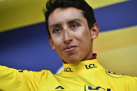 Egan Bernal to become youngest Tour de France winner in more than a century  - Arabianbusiness