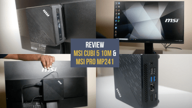 Photo of Video: Unboxing and Review of the MSI Cubi 5 10M Mini PC and MSI Pro MP241 Monitor