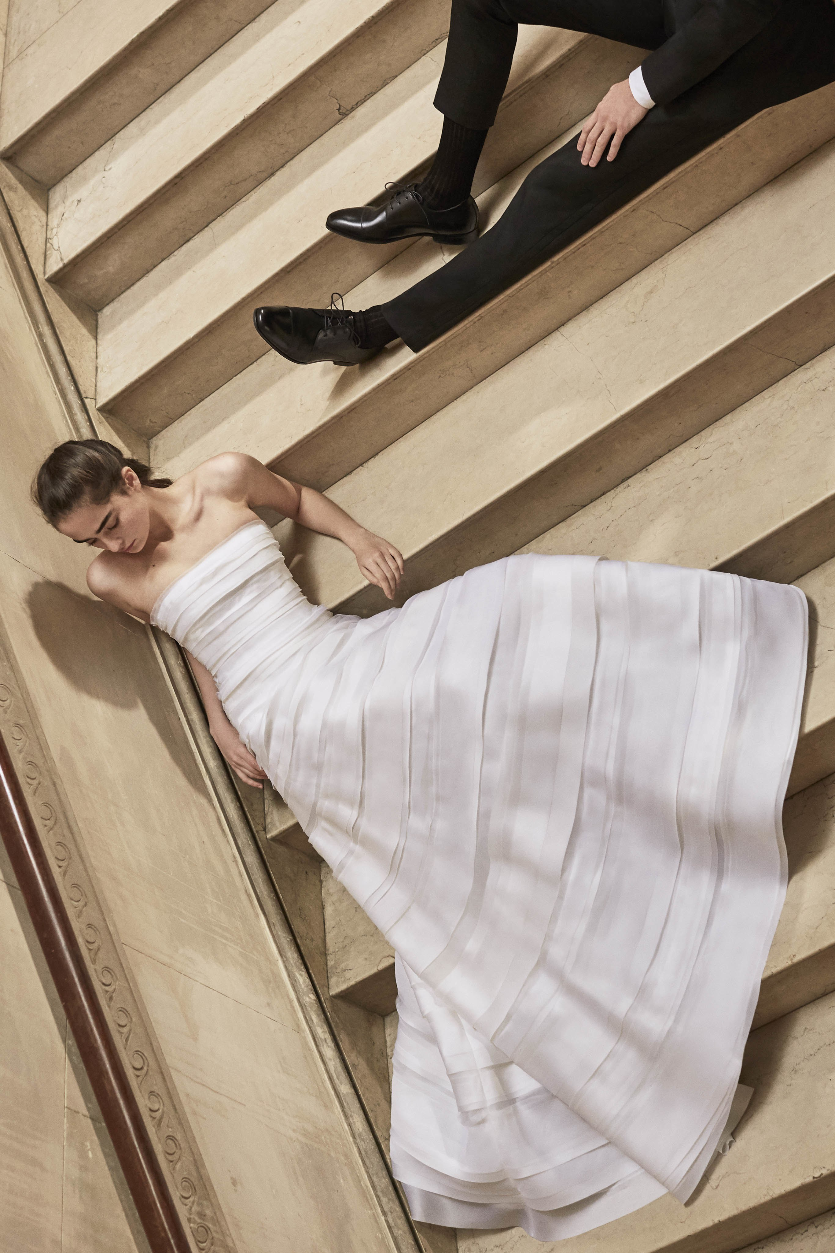 The Spring 2019 Wedding Dress Collection By Carolina