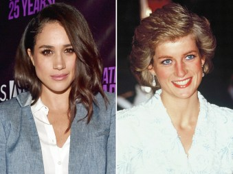 Image result for meghan markle diana