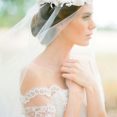 لفات طرح عرايس افكار لطرحة العروس صور عرايس محجبات موقع