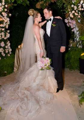 Hilary Duff And Mike Comrie39s Wedding Arabia Weddings