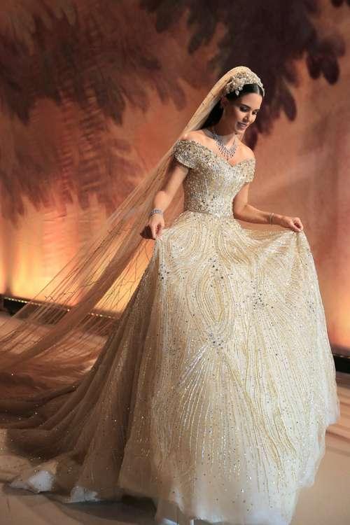 Dana Wolley And Samer Zayats Wedding Arabia Weddings