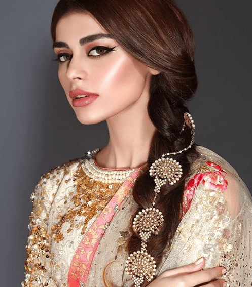 Indian Hairstyles Perfect For Your Henna Night Arabia