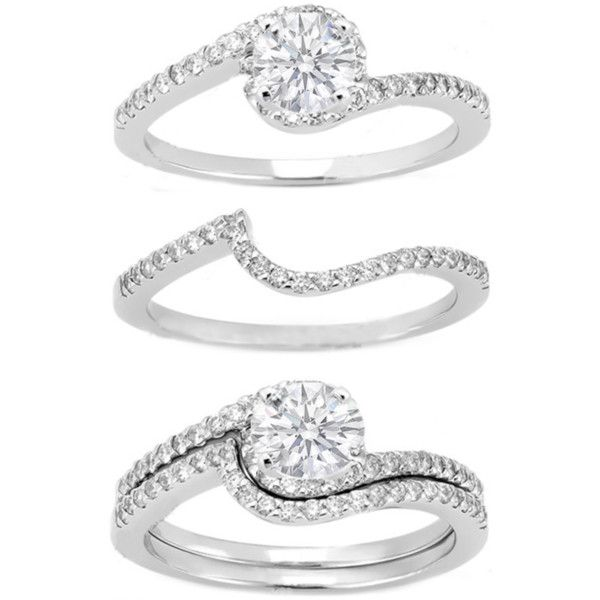 The Elaborately Shaped Wedding Ring Style Arabia Weddings