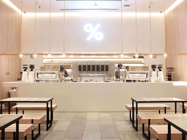 Arabica Dubai Mall Arabica Coffee
