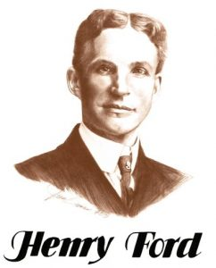 هنري فورد